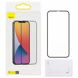 Защитное стекло для iPhone 12/12 Pro Baseus Tempered Glass Screen Protector 0.23 mm SGAPIPH61P-PE01
