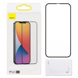 Защитное стекло для iPhone 12 Pro Max Baseus Tempered Glass Screen Protector 0.23 mm SGAPIPH67N-PE01