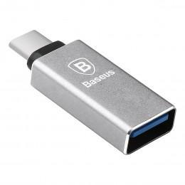Переходник адаптер с USB Type-C на USB 3.1 Baseus CATYPEC-AD0G OTG