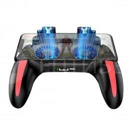 Игровой геймпад для iPhone c охлаждением и внешним аккумулятором XO-H10