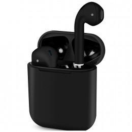 Беспроводные наушники ЁптиPods Black для iPhone
