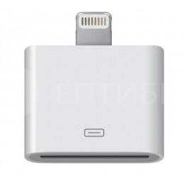 Переходник для зарядки iPhone 5, 5S, 5C, iPad Mini, Retina c 30 pin MD823ZM/A
