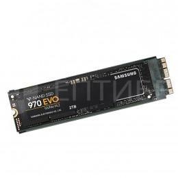 Комплект PCI-E NVMe SSD Samsung 970 EVO Plus 2Tb для MacBook Retina, Air, iMac 2013 - 2019, Mac mini 2014 с инструментом