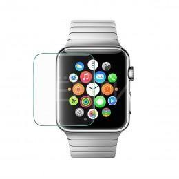 Защитное противоударное стекло для Apple Watch 38мм