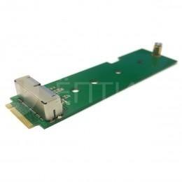 Переходник адаптер для установки SSD диска с Macbook, iMac, Mac mini 2013 - 2015 на M.2 в PC