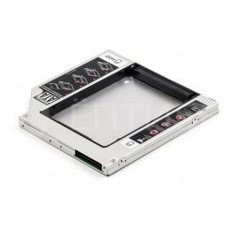 Optibay 9,5 mm - универсальный PATA-SATA  для MacBook Non Unibody и др.