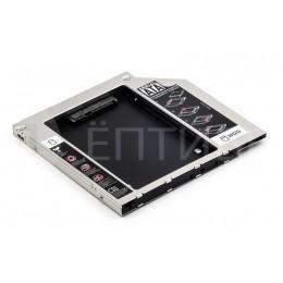 Optibay 9,5 мм универсальный для PC-ноутбуков - SATA-SATA