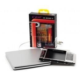Комплект Optibay 9,5мм + корпус для Superdrive + отвертки для MacBook