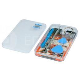 Набор инструмента для ремонта iPhone 4, 4S, 5, 5S, 6, 6 Plus (отвертки, присоска, медиаторы)
