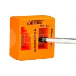 Магнитайзер / демагнитайзер для инструмента, отверток