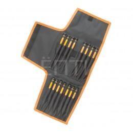 Набор профессиональных отверток YourScrews Tech Set 15 в 1 в чехле для Mac