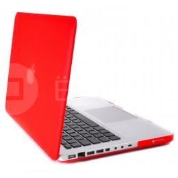 """Чехол / обложка / накладка для MacBook Pro 15"""" YourCover красный матовый"""