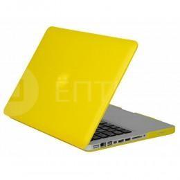 """Чехол / обложка / накладка для MacBook Pro 13"""" YourCover оранжевый мат."""