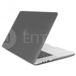 """Чехол / обложка / накладка для MacBook Retina 15"""" YourCover серый матовый"""
