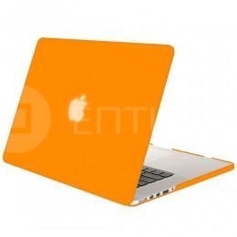 """Чехол / обложка / накладка для MacBook Retina 15"""" YourCover оранжевый матовый"""