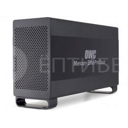 "OWC Mercury Elite Pro Dual внешний бокс для 2 X 3.5"" HDD Thunderbolt, USB 3.0 для MacBook, iMac, Mac Pro"