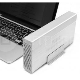 "OWC Mercury Elite Pro бокс для 3.5"" HDD для Mac, Mac Pro, Mac mini, MacBook USB 3.0, FireWire, eSATA"