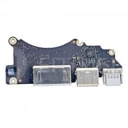 """Плата с разъемами USB, HDMI, SD для MacBook Pro 15"""" Retina Late 2013, Mid 2014, A1398"""
