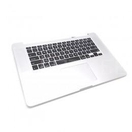 Топкейс с клавиатурой, тачпадом Force Touch и батареей A1618 для MacBook Pro 15 A1398 Retina Mid 2015 с русской раскладкой