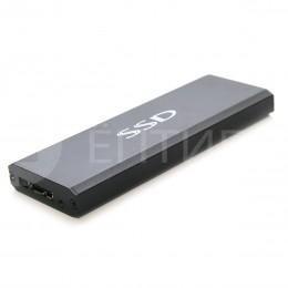 """USB 3.0 бокс кейс для SSD диска от Apple MacBook Retina 13"""" / 15"""" и iMac 2012, Early 2013"""