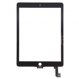 Тачскрин (сенсорное стекло) для iPad Air 2 черный