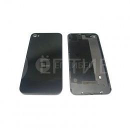 Задняя панель в сборе для iPhone 4 черная