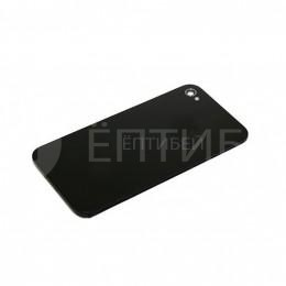 Задняя панель в сборе для iPhone 4S черная