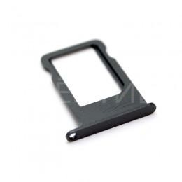 Сим-лоток (Nano Sim Card Tray) для Nano сим карты для iPhone 5 черный