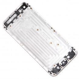 Задняя панель (корпус) для Apple iPhone 5 серебристого цвета