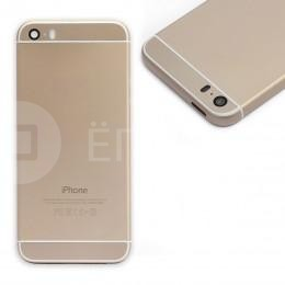 Корпус для iPhone 5S в стиле iPhone 6 Gold