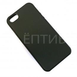 Матовый черный чехол для iPhone 5 / 5S