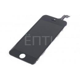 Дисплей (тач скрин и матрица) для iPhone 5C черный