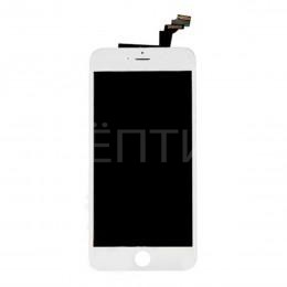 Дисплей в сборе (тач стекло и матрица) для iPhone 6 Plus белый