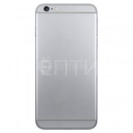 Задняя панель (корпус) для Apple iPhone 6s Plus серая