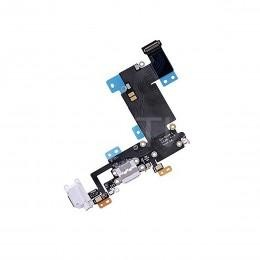 Нижний шлейф с микрофоном / Dock Connector / аудио выходом для iPhone 6s Gold / Rose Gold