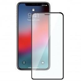 Защитное противоударное 3D стекло для iPhone XR/11
