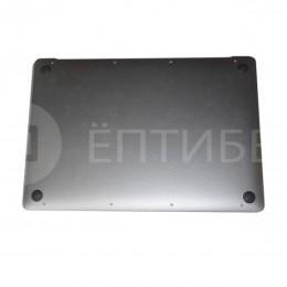 """Нижняя крышка Space Gray для MacBook A1534 12"""" Early 2015 - Mid 2017"""