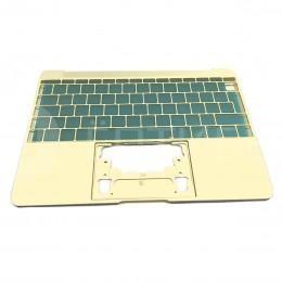 "Топкейс для MacBook 12"" A1534 Gold UK Early 2015 Big Enter"