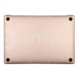 """Нижняя крышка Gold для MacBook A1534 12"""" Early 2015, 613-01926-A"""