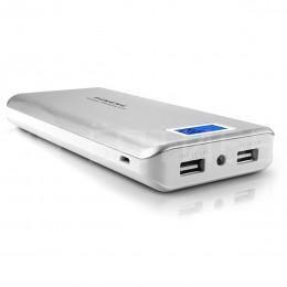 Внешний аккумулятор для iPhone, iPod, iPad 30000 mAh, 5V, 2.1A белый