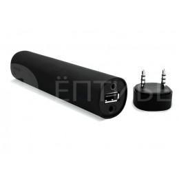 Колонка подставка и внешний аккумулятор PowerJam 4000mAh для iPhone 3 в 1