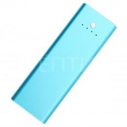 Внешний аккумулятор для iPhone, iPad 6000 mAh голубой