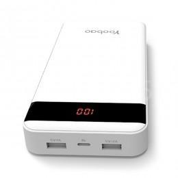 Внешний аккумулятор Yoobao для iPhone, iPod, iPad 20000 mAh, 5V, 2.1A белый