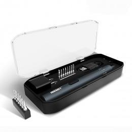 Электро динамометрическая отвертка с насадками Jakemy JM-Y02 для ремонта Apple iPhone, MacBook