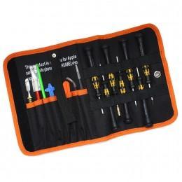 Универсальный набор для ремонта iPhone 16 в 1 в тканевом чехле