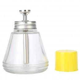 Стеклянная бутылка-дозатор для спирта 150 мл