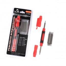 Карманный набор-ручка 12 в 1 для ремонта техники Apple