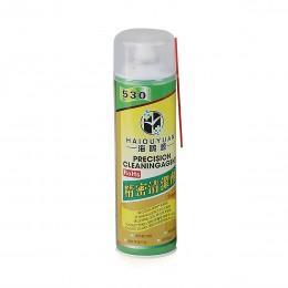 Спрей-очиститель 530 для очистки эклектроники, контактов, микросхем 550мл