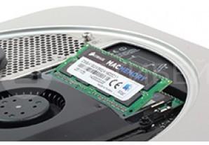 Замена оперативной памяти в Mac Mini Late 2012