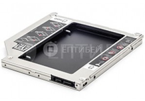Установка Optibay в MacBook Unibody A1278